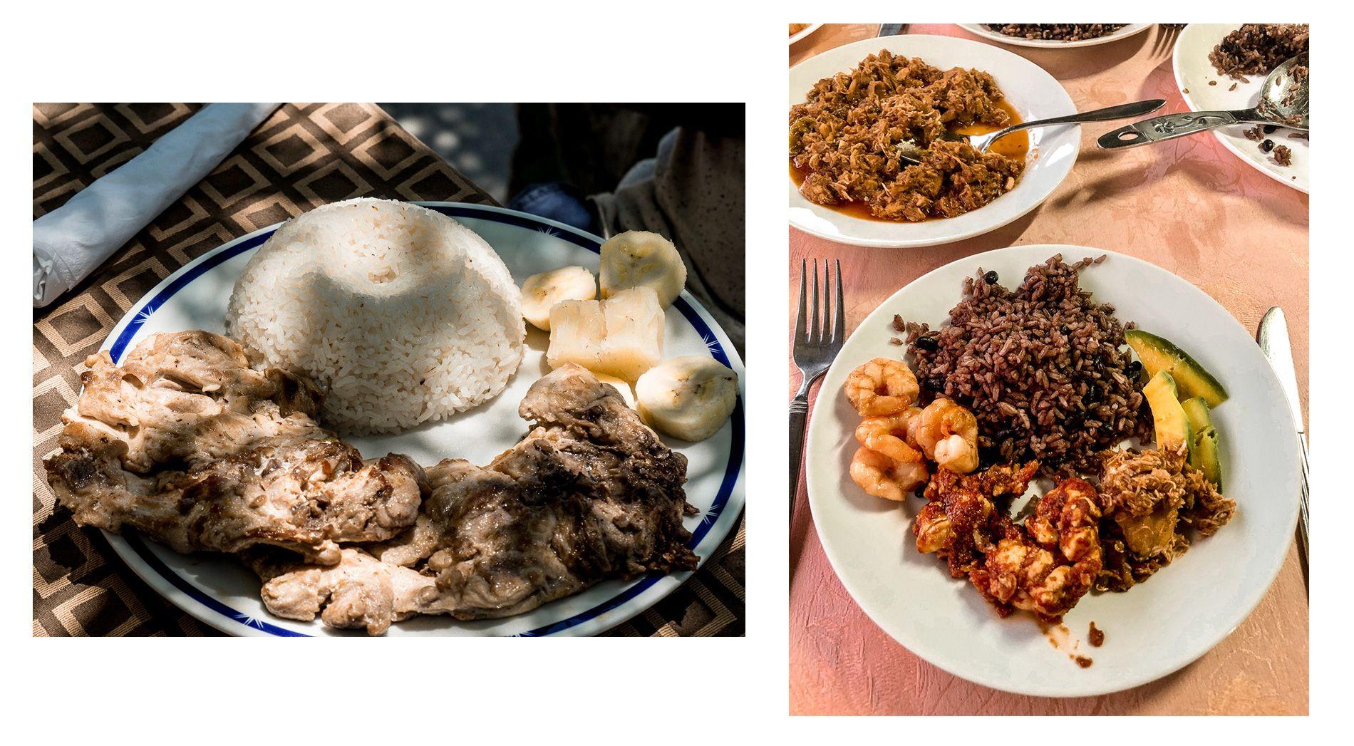 Cuba | carte | cienaga de zapata | playa larga | playa giron | restaurant