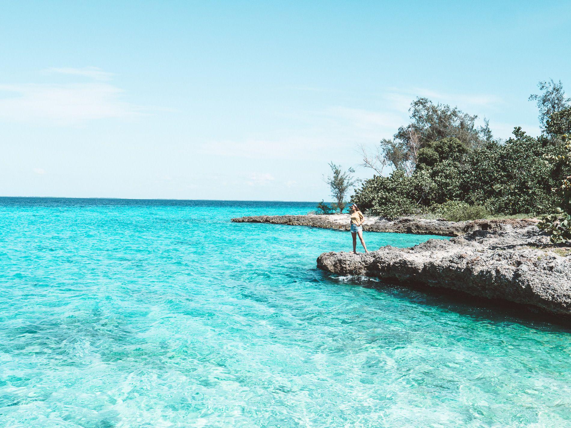 Cuba | carte | cienaga de zapata | playa larga | playa giron