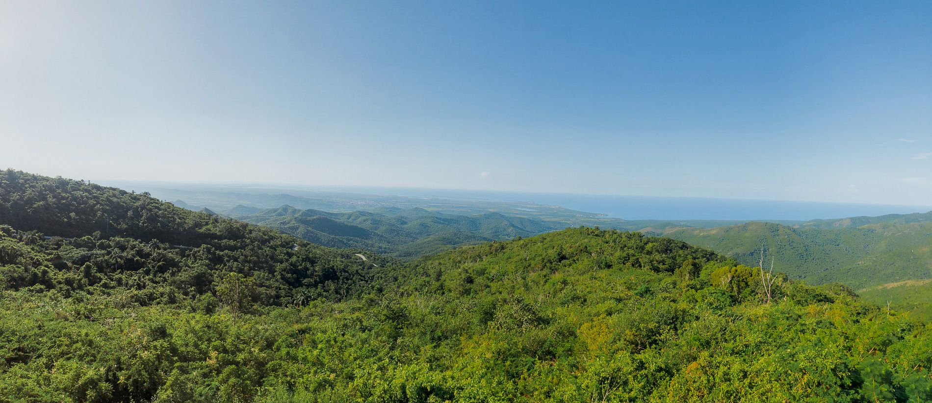 Cuba | Trinidad | Parc topes de collantes