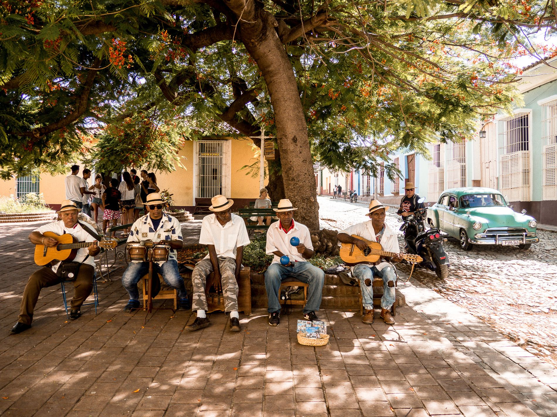 Cuba | Trinidad | Musique cubaine | conseils | voyage