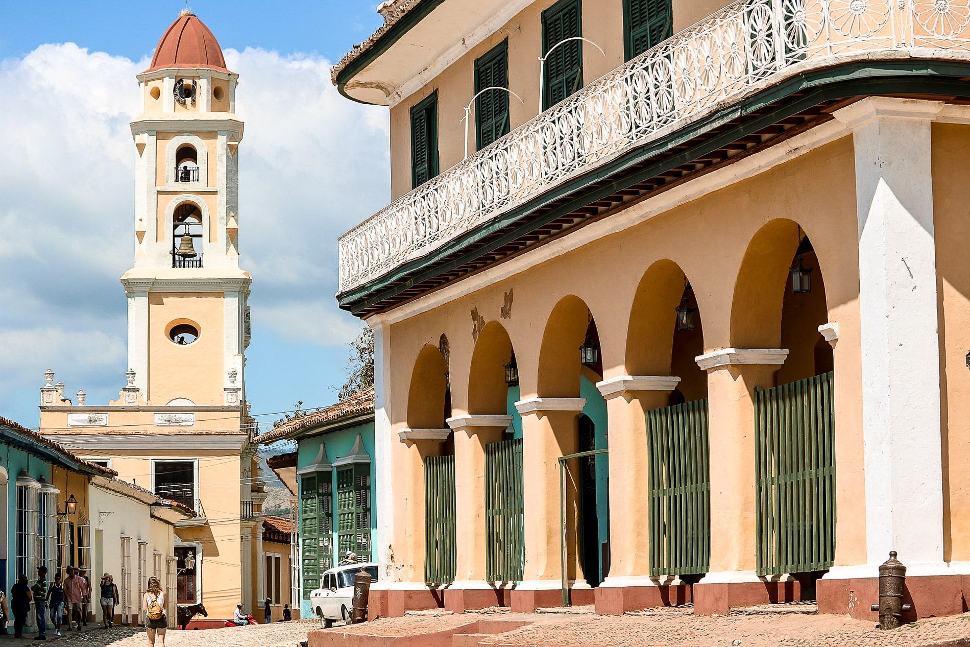 Cuba | Trinidad | église | conseils | voyage