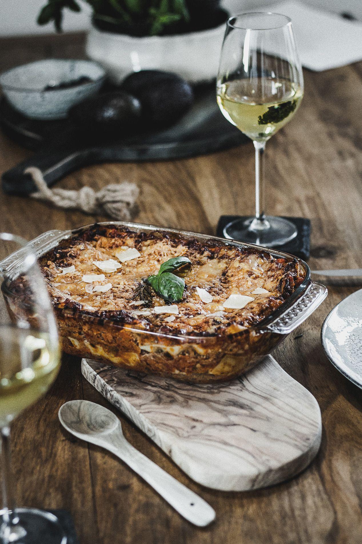 Lasagnes végétariennes| Découvrez la recette d'une sudiste