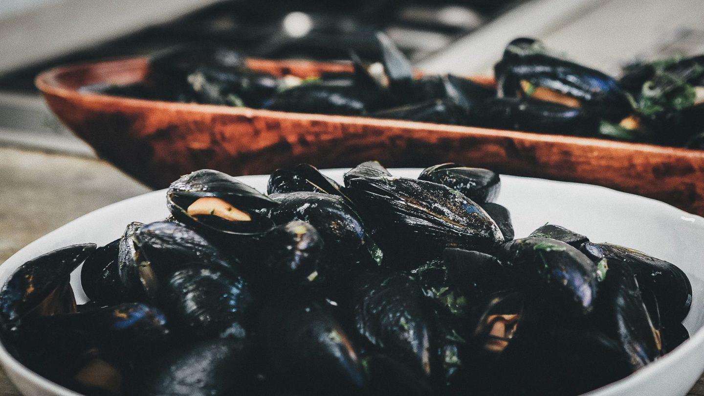 Moules à la bretonne | au cidre bien entendu