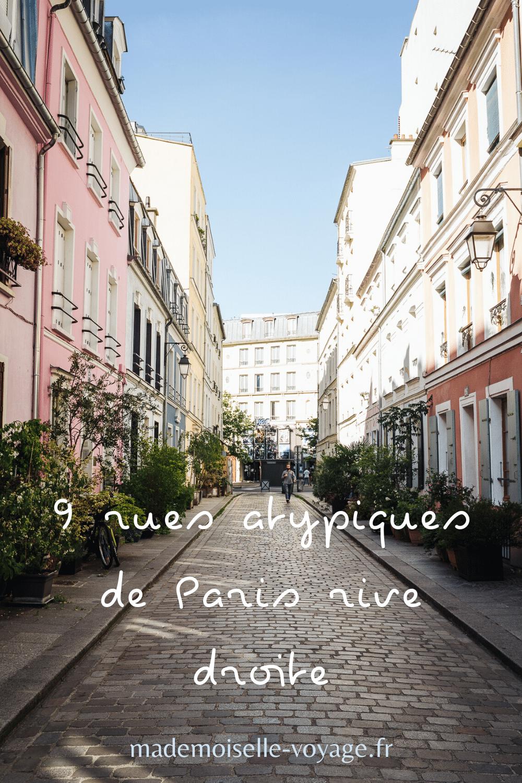 Paris | conseils | visite | insolite | rues atypique | mademoiselle voyage | blog
