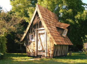 Cabane de sorciere