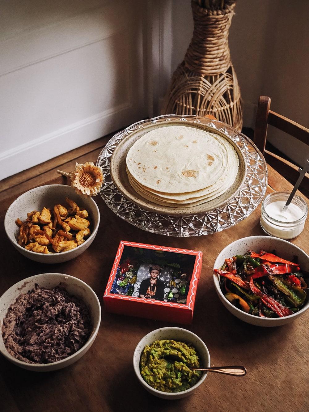 Nos Fajitas mexicaines maison et succulentes   Recette facile à faire